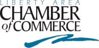Liberty Area Chamber of Commerce logo